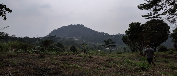 Ecolify.org Project Location Gunung Salak Endah, Bogor