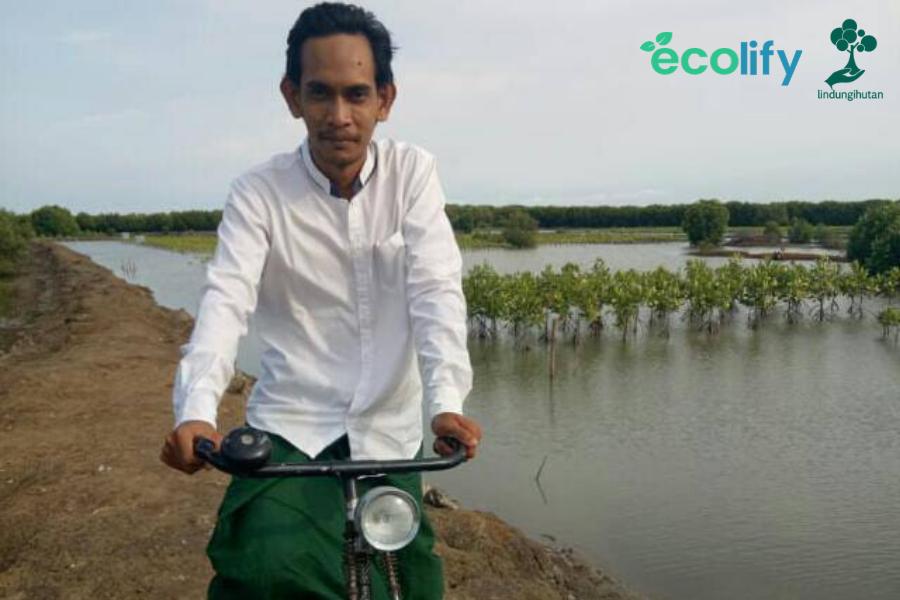 Bantu Kehidupan Sonhaji di Bekasi
