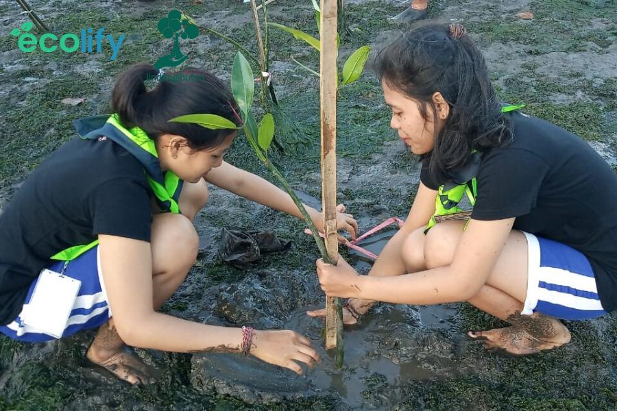 Perempuan harus punya andil dalam menyuarakan isu lingkungan
